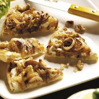 Onion Pita Pizza