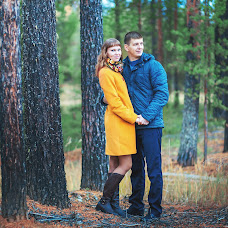 Wedding photographer Elena Mikhaylovskaya (mikhailovskya). Photo of 06.01.2017
