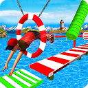 Stuntman Real Water Run Adventures Game APK