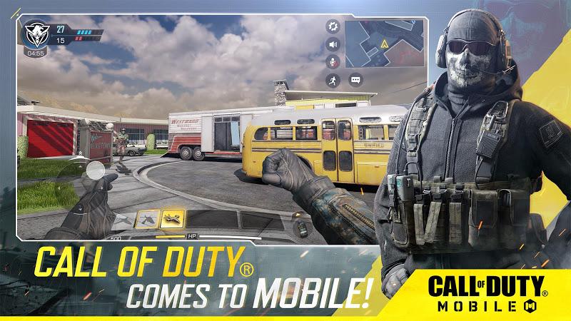 Call of Duty®: Mobile v1.0.10 APK + OBB