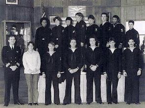 Photo: VT 24 Hanger Promotion Ceremony Jan 6, '84