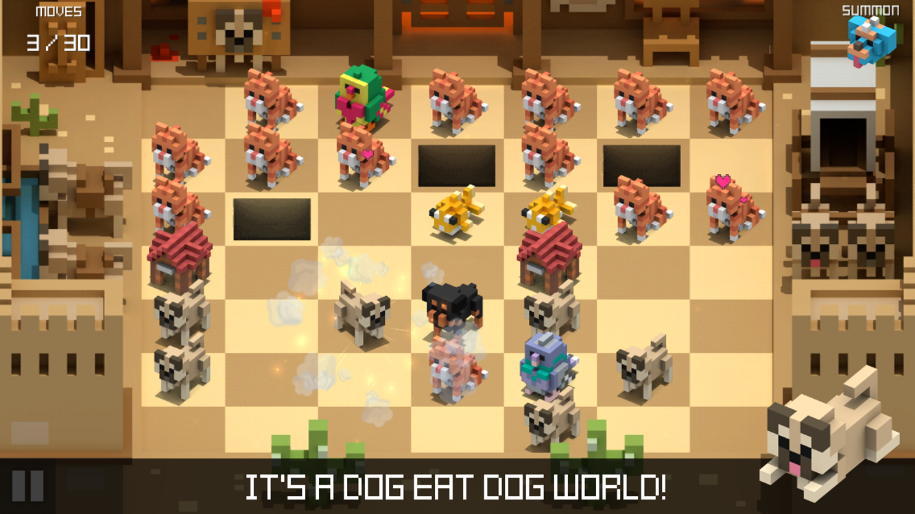DogEatDog- screenshot