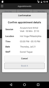 Hot Yoga Philadelphia- screenshot thumbnail