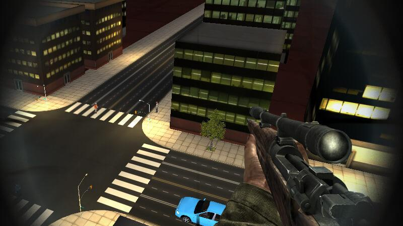 android Sniper Contract 2016 Screenshot 4