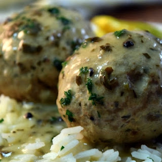 Aunt Emma`s German Meatballs