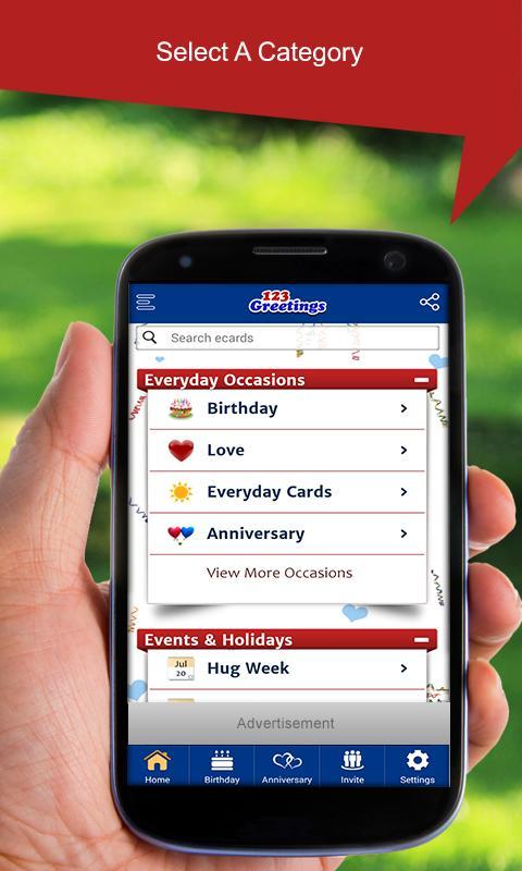 Ecards: Birthday Wishes & more - screenshot