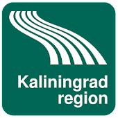 Kaliningrad region Map offline