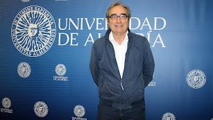 Andrés Sánchez Picón en la presentación del curso.