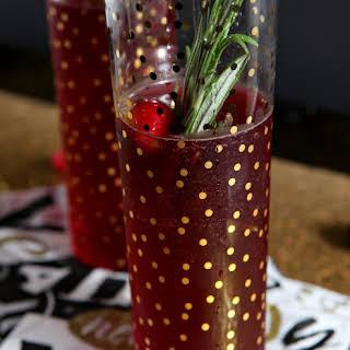 Cranberry Bellini Recipes.