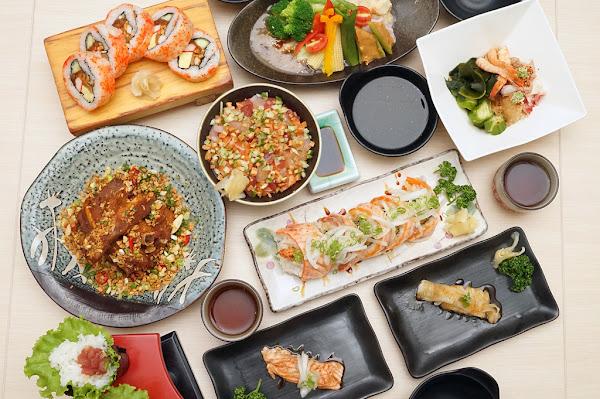 井澤屋日式家庭料理|台南日式料理.赤崁樓美食. 吃過一次就超難忘懷!炙燒系列是必點!