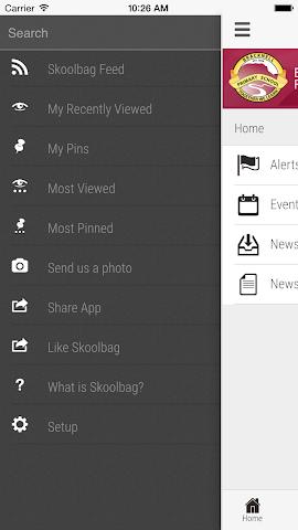 android Bracknell Primary School Screenshot 2