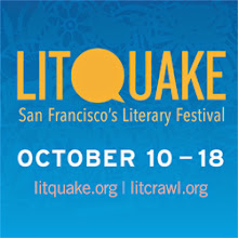 Photo: Litquake 2014 Graphic Bug For Web Use: 250 x 250 72 DPI