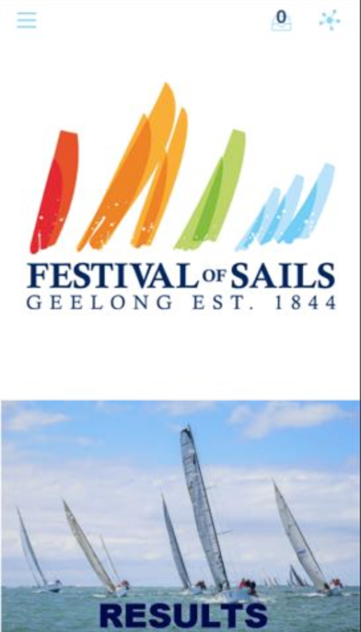 Festival of Sails Geelong- screenshot