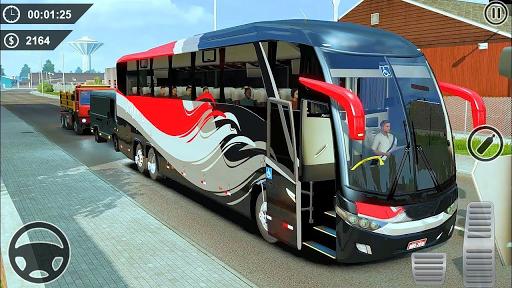 Code Triche monde touristique autobus transit simulateur 2020 APK Mod screenshots 1