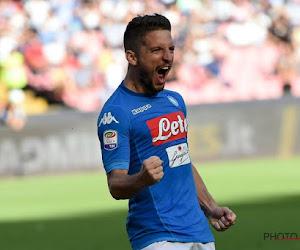 Le président du Napoli confirme l'intérêt d'un club du top pour Dries Mertens !