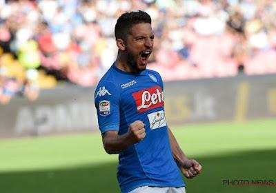 ? Daar is Driesje weer! Mertens weer erg bepalend voor Napoli met goal en een heerlijke assist