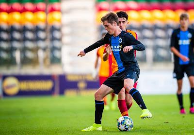 Club Brugge geeft belofte contractverlenging, andere jeugdspeler trekt naar NEC