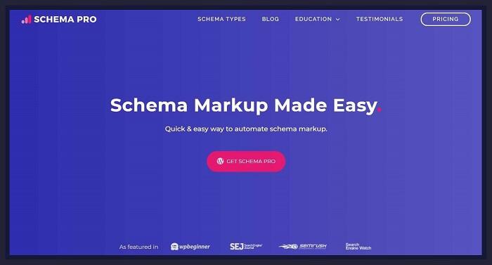 Schema Pro By BrainStormForce