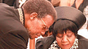 Mangosuthu Buthelezi is mourning the death of his beloved wife Irene.