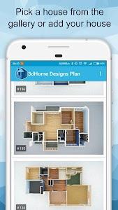 3d Home Designs Plan 0.3.7