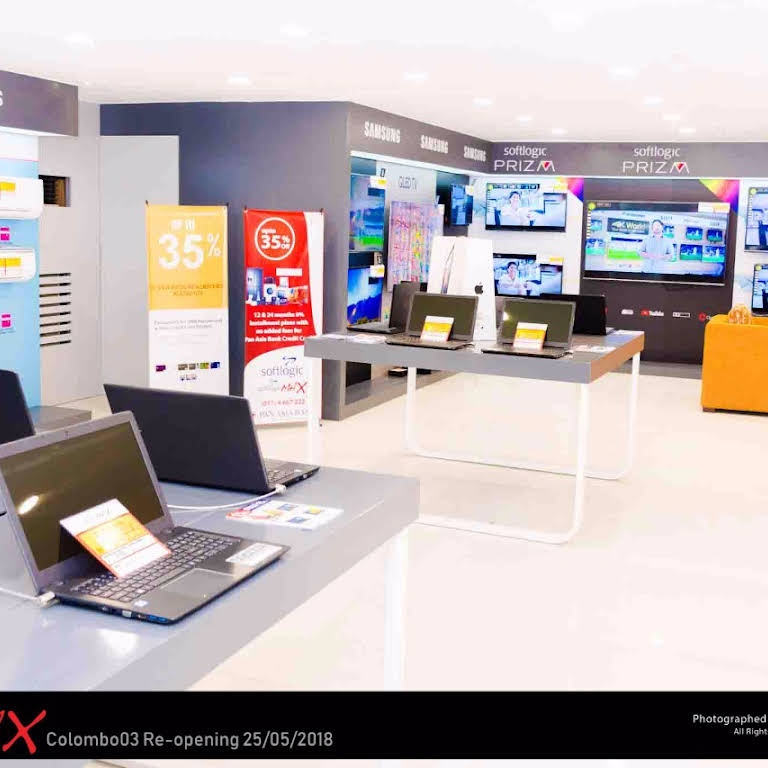 Softlogic Max Colombo 03 - Electronics Company in Colombo