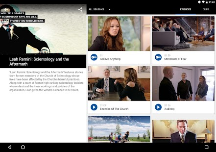 A&E - Watch Full Episodes of TV Shows – Vignette de la capture d'écran