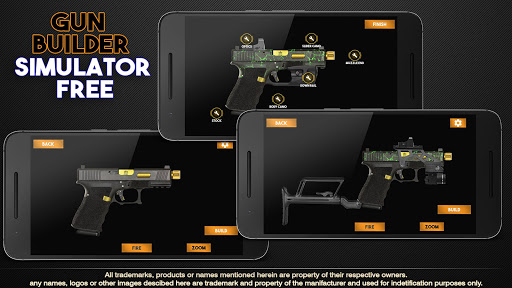 Gun builder simulator free 1.4.1 screenshots 4