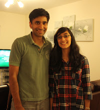 Photo: Anam is taller than me now. What the heck!