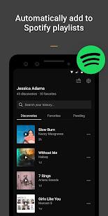 App SoundHound - Music Discovery & Lyrics APK for Windows Phone