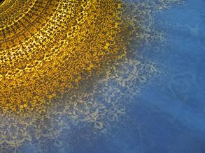Photo: Ткань :крепдешин стрейч нат шелк ш.140см. цена 4000руб.
