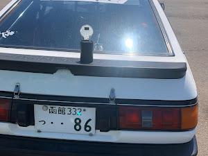 カローラレビン AE86 のカスタム事例画像 速いっぽいハチロクさんの2020年02月14日22:19の投稿