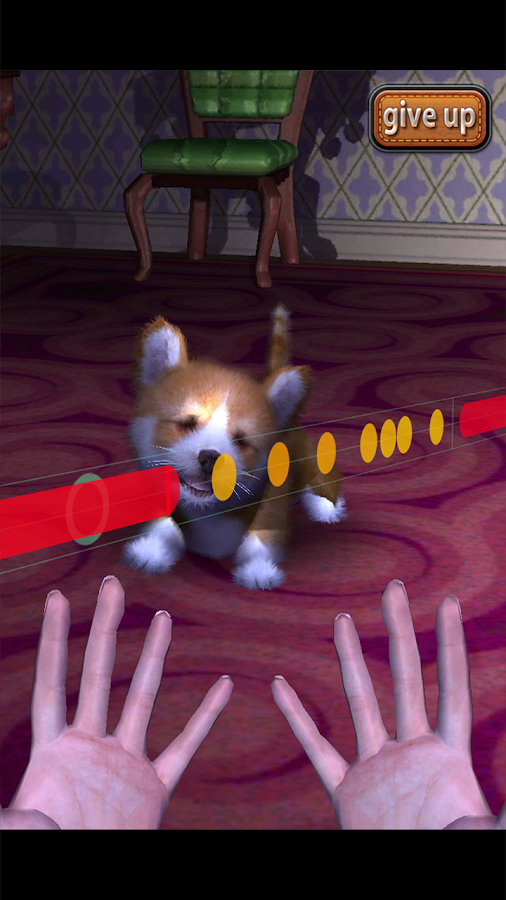 Animal Dance puppies- screenshot
