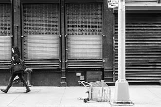 Photo: one wheel new york city march 2013 www.leannestaples.com #newyorkcityphotography  #blackandwhitephotography  #streetphotography +Arnold Goodwayfor #streetpics  #shootthestreet