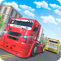 Extreme Truck Racer: Offroad Track Racing icon