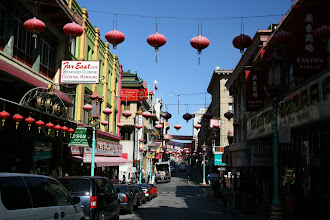 Photo: Iconic Chinatown. The most common language is Cantonese, as many are from the Guangdong Province in China