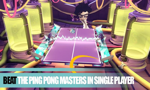 Power Ping Pong ss3