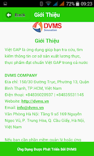 VietGAP- screenshot thumbnail