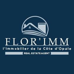 Logo de FLOR'IMM