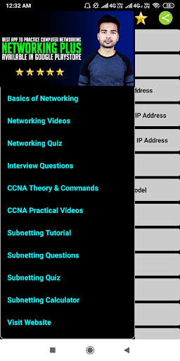 Networking Plus (Learn Computer Networking & CCNA) cheat hacks