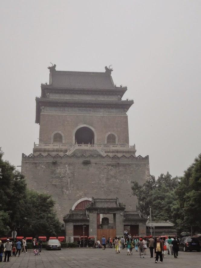 Tour de la Cloche à Pékin