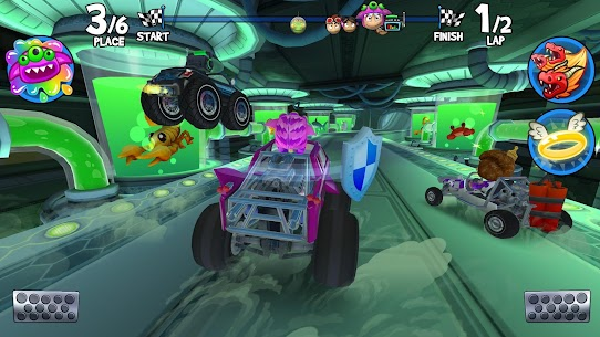 Beach Buggy Racing 2 MOD Apk (Free Shopping) 7