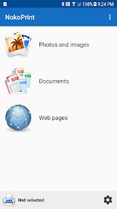 NokoPrint – Mobile Printing v1.6.2 [Pro] APK 1