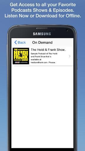 免費下載音樂APP|The Heidi & Frank Show app開箱文|APP開箱王