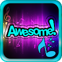 Awesome Ringtones Free icon