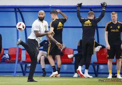 """Les médias brésiliens craignent... Thierry Henry: """"Un cauchemar pour les Brésiliens"""""""