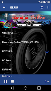 WHUR 96.3 FM Washington DC Screenshot