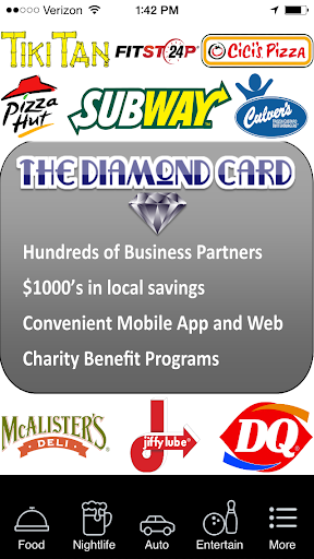 The Diamond Card