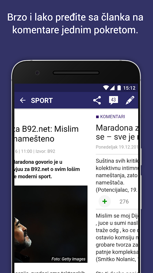 B92- screenshot
