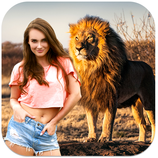 Wild Animal Photo Frames HD (app)