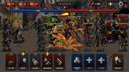 King's Blood: The Defense apkdebit screenshots 4